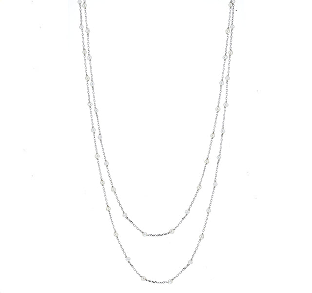 Long Pearl Chain