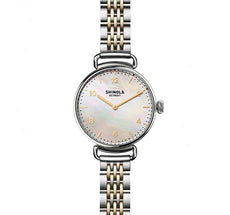 The Canfield Two-Tone Women's Watch