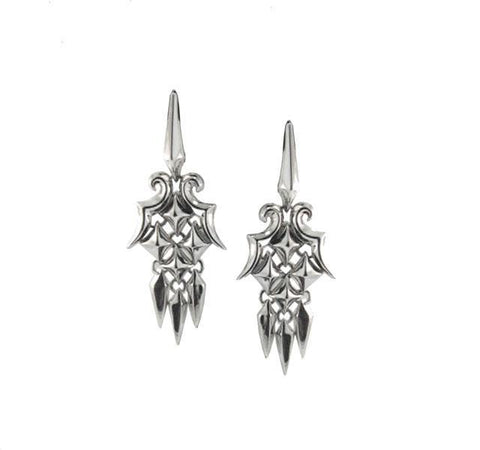 Superstud Small Drop Earrings