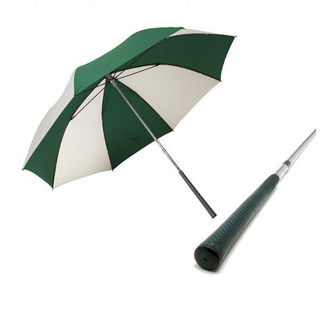 Vintage Golf Shaft Umbrella