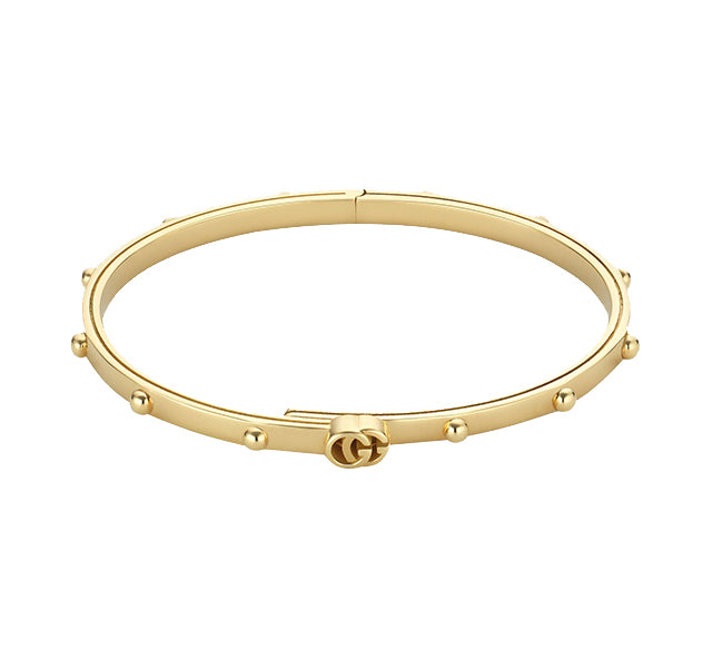 GG Running Bracelet In Yellow Gold