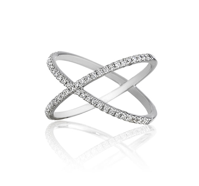 Diamond Open Crossover Band