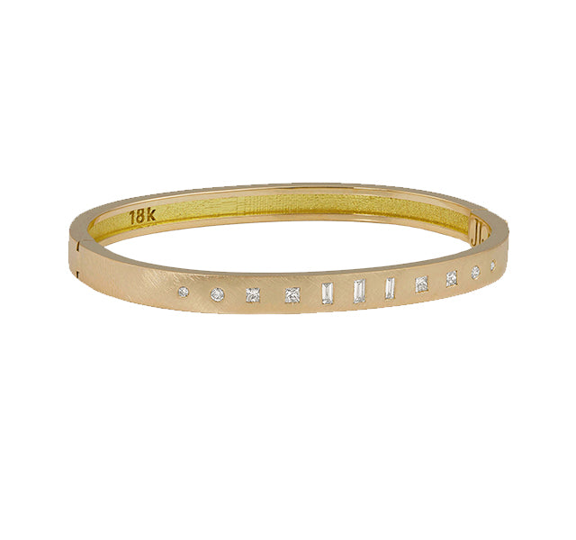 TUMI 18k Gold Bangle