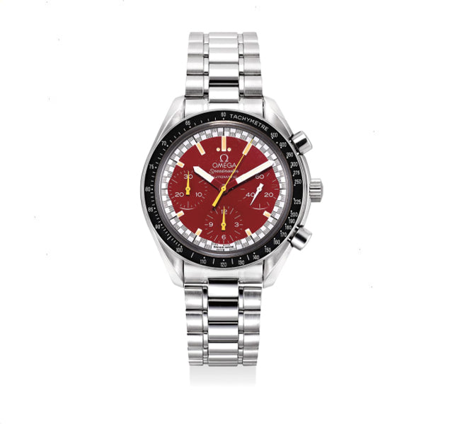 Omega Speedmaster With Red Dial 39mm