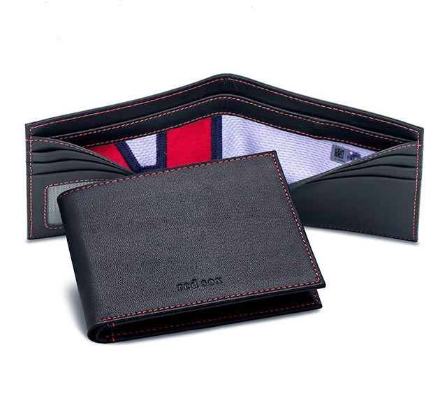 Boston Red Sox Game Used Uniform Wallet