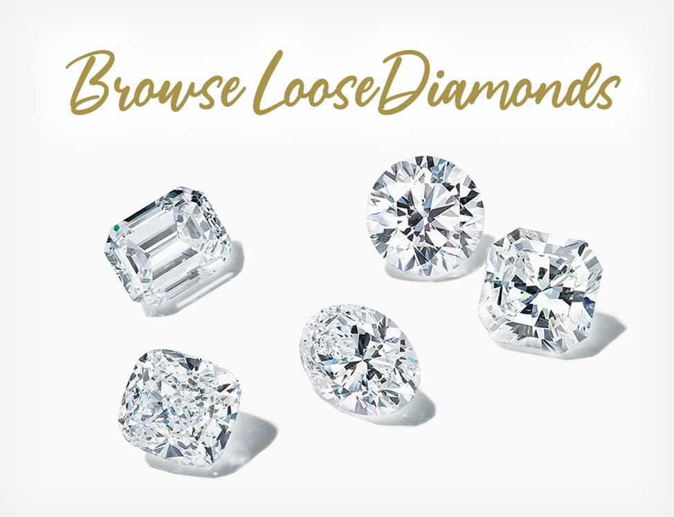 Browse Loose Diamonds