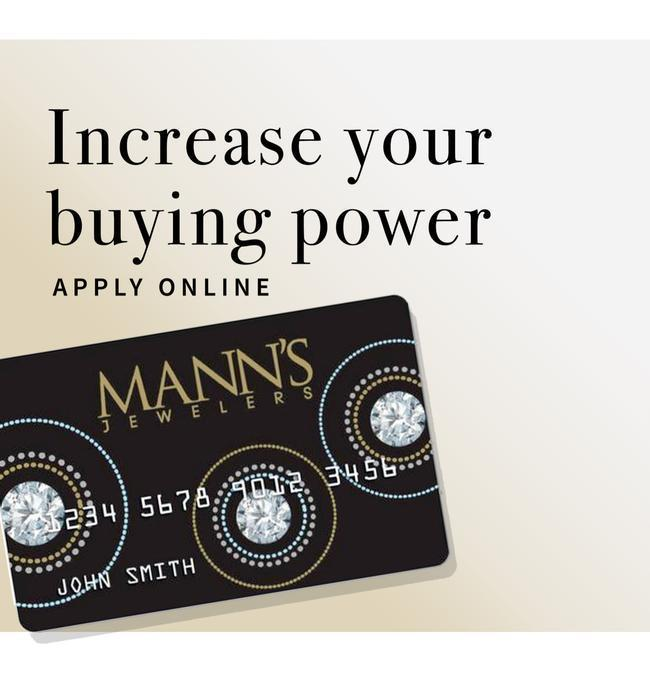 Increase your buying power  Apply Online