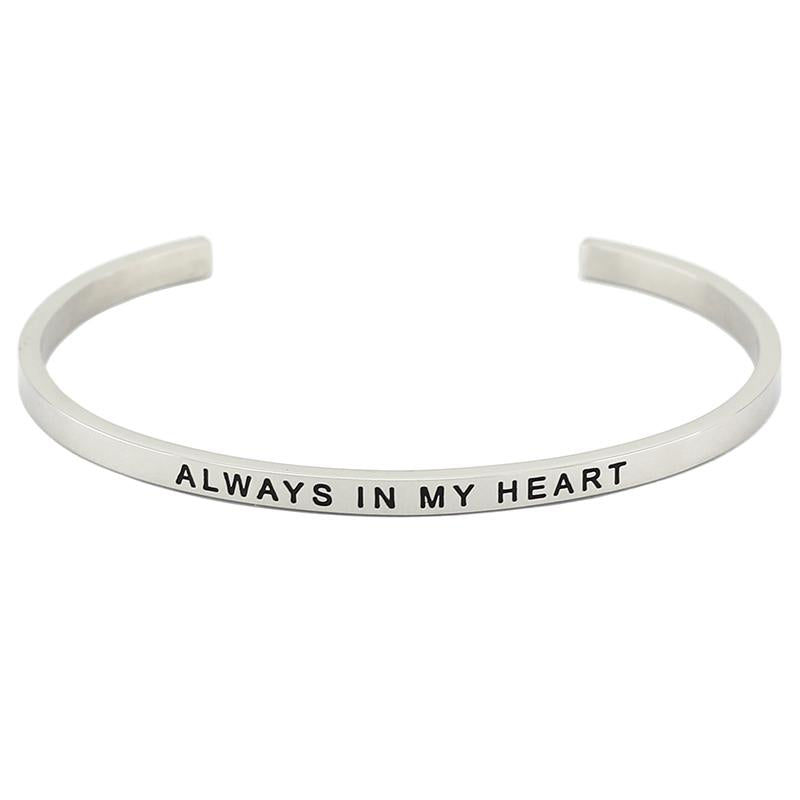 Always In My Heart Bracelet - Shobble