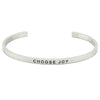 Choose Joy Bracelet - Shobble
