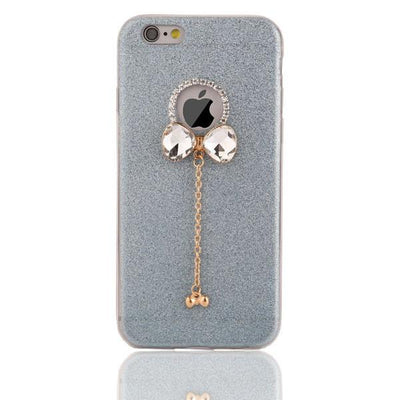 Crystal Phone Cases For iPhone Models - Shobble