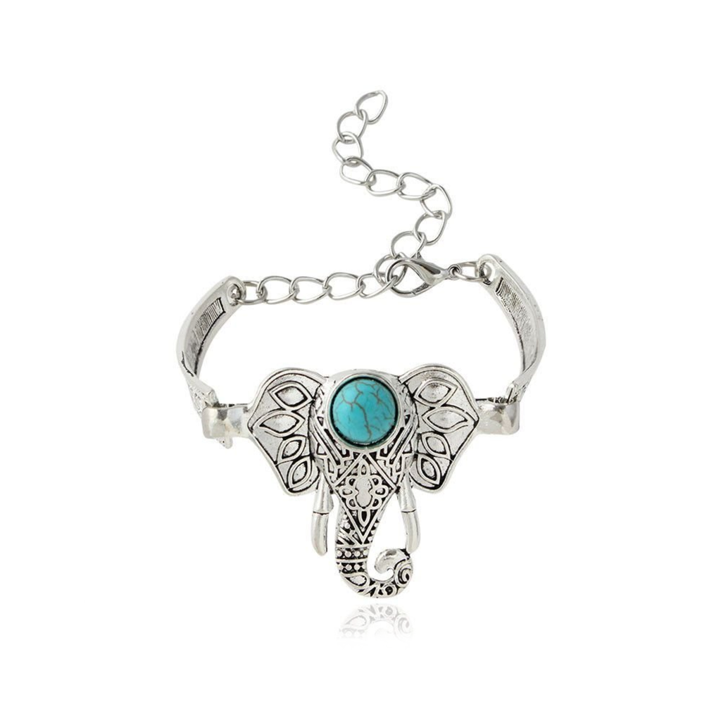 Elephant Head Bracelet - Shobble