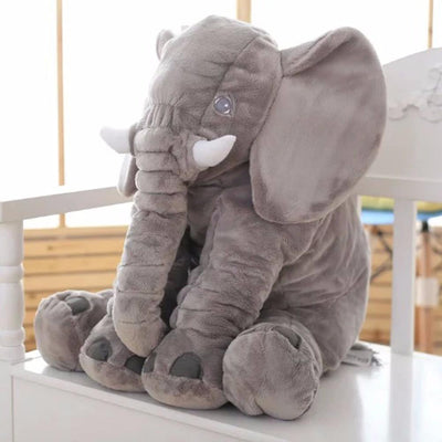 Elephant Pillow - Shobble