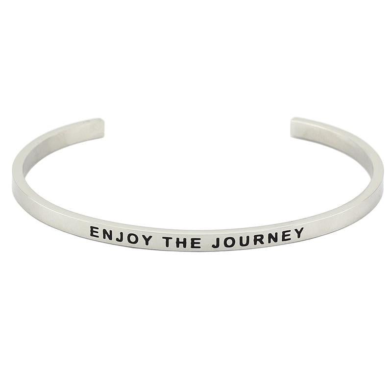 Enjoy the Journey Bracelet - Shobble