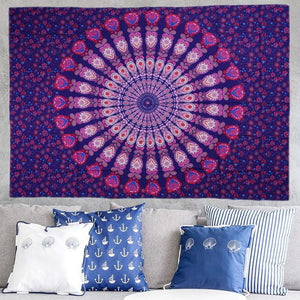 Indian Mandala Decor - Shobble