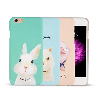 We Are Family Animal Cases For iPhone Models - Shobble