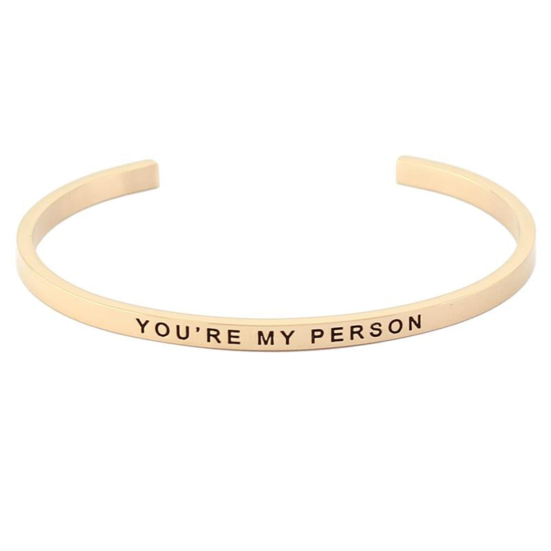 You're My Person Bracelet - Shobble