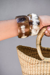 Cow Horn Bangles