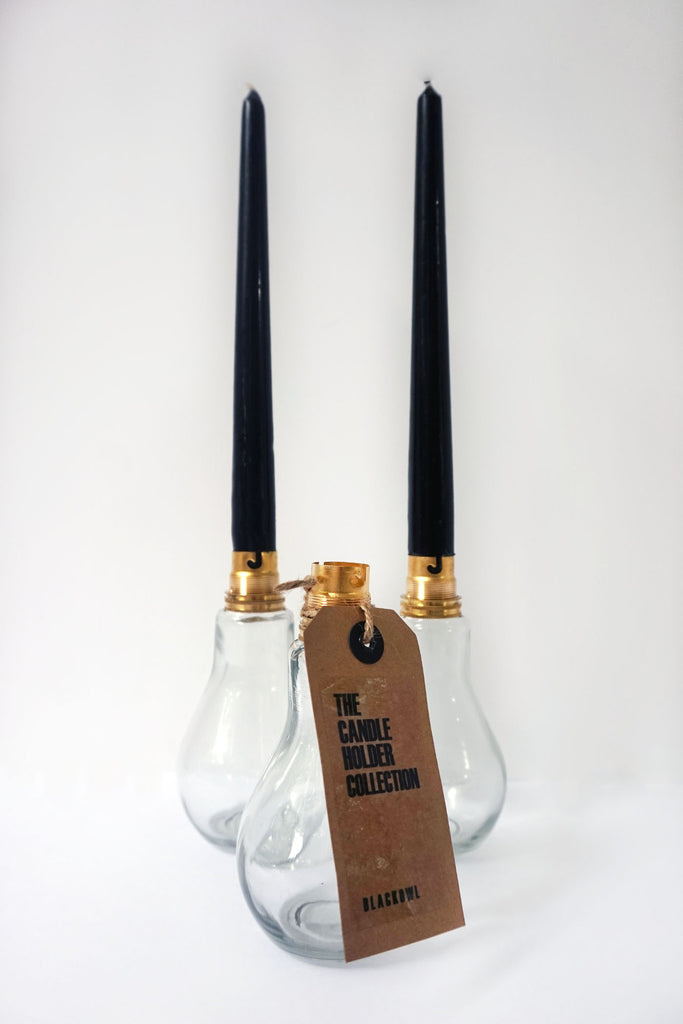 Light-Bulb Candlestick