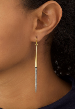 Kenyan Javelin Earrings