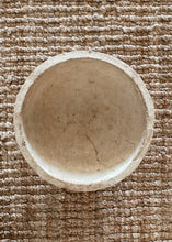 "Load image into Gallery viewer, 14"" Papier-mâché Found Bowl"