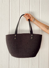 Load image into Gallery viewer, Ghanaian Classic Tote - Black