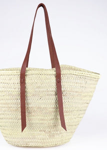 Venice Shopper - Tan
