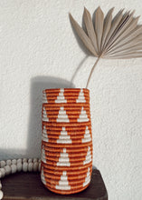 Load image into Gallery viewer, Rwandan Woven Vase - Multi