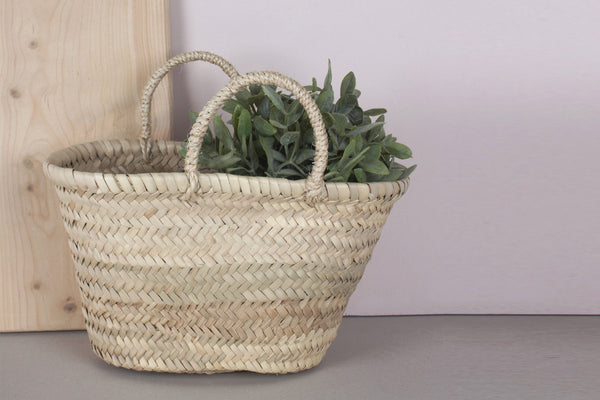 Little Moroccan Basket