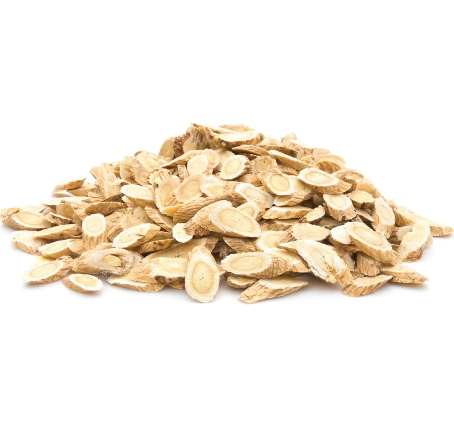 August Herb of the Month: Astragalus