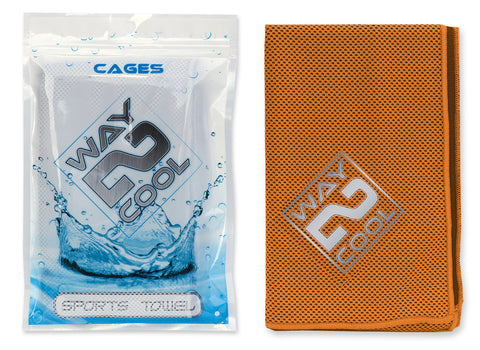 Mesh Instant Cooling Towel