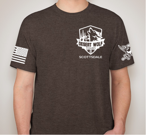 Official 2017 Adventure Guide Shirt