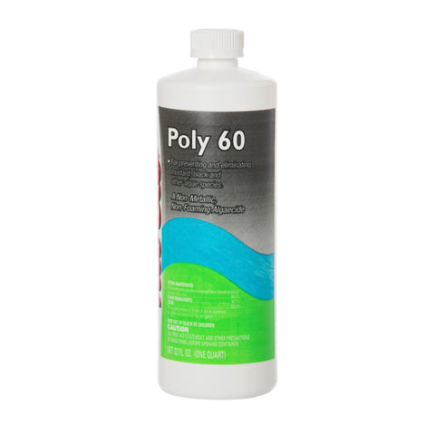 Poly 60% Algaecide