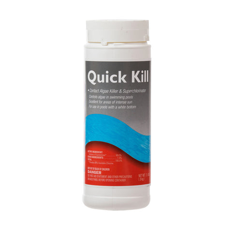 Quick Kill Granular Chlorine (2lb and 25lbs)