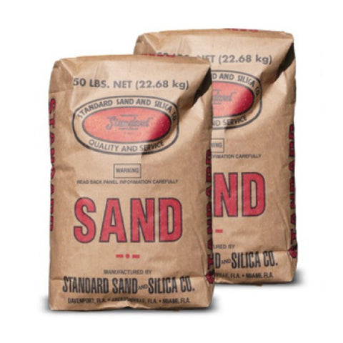 Filter Sand 04-05 50lbs