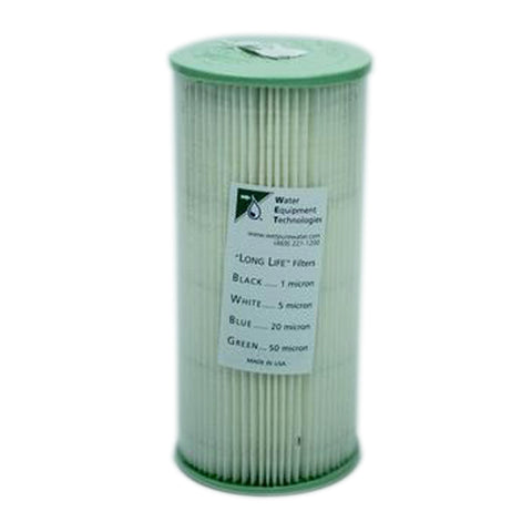 Sediment Filter Cartridge 50 Micron
