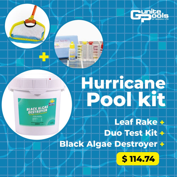 Hurricane Pool Kit