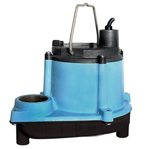 SUMP PUMP 6 CIA, LITTLE GIANT