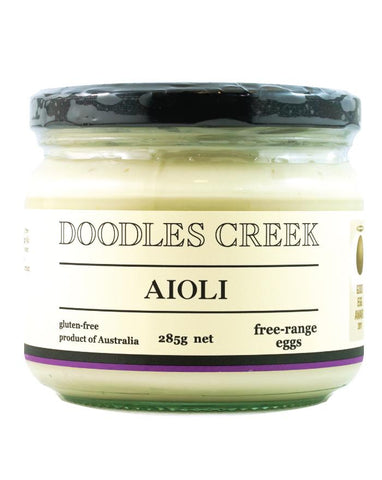 Doodles Creek Aioli 285g - Fine Food Direct