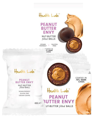 Health Lab Elevated Balls Peanut Butter Envy Ball 40g