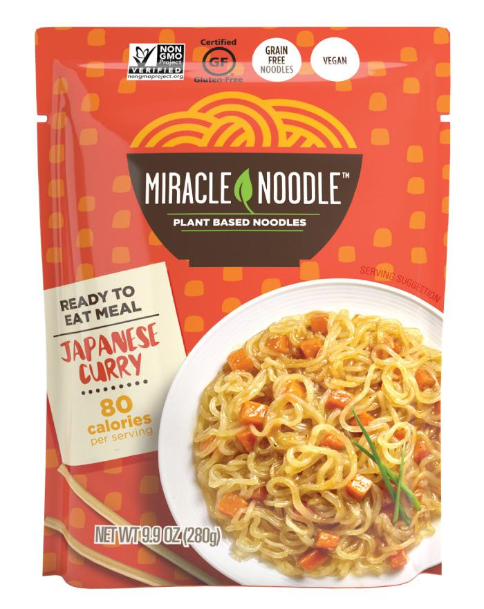 Miracle Noodle Japanese Curry Noodles 280g