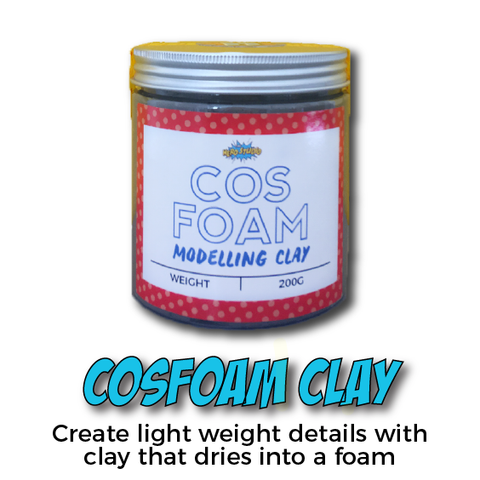 COSFOAM CLAY