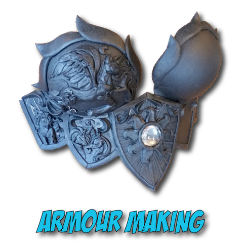 STUDIO BUNDLES: ARMOUR MAKING