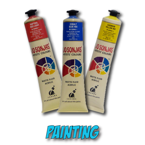 STUDIO BUNDLES: PAINTING