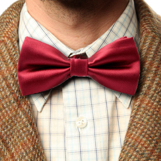 cosplay Doctor Who bowtie