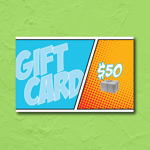 cosplay gift card