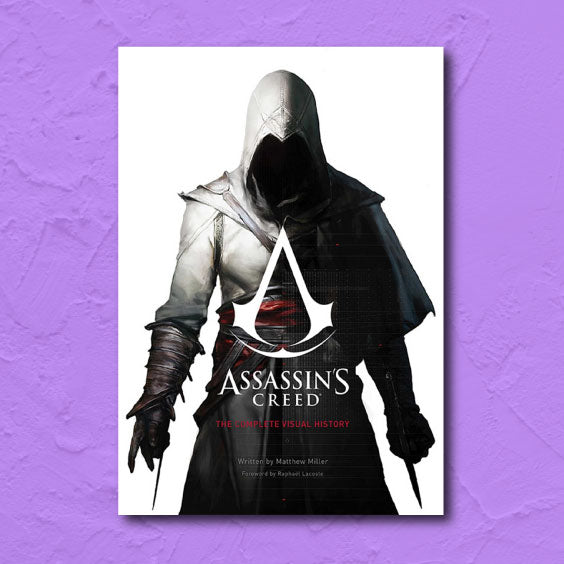 cosplay book assassins creed