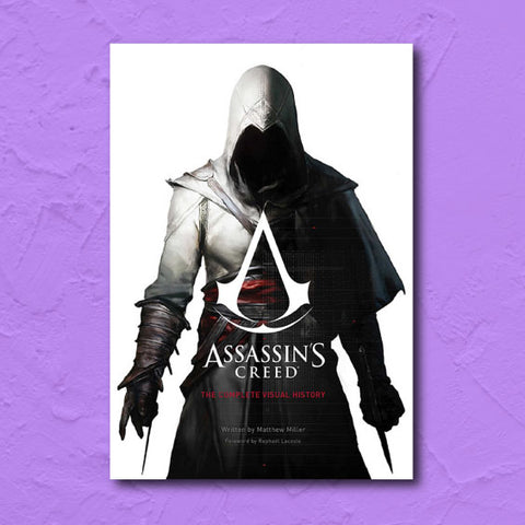 Assassin's Creed The Complete Visual History