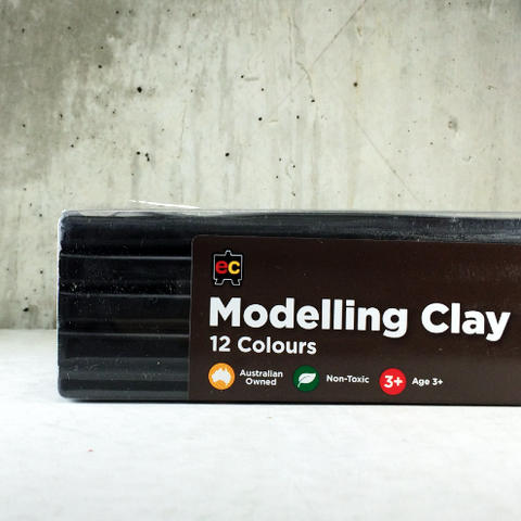 EC Modelling Clay: Black