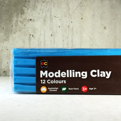 EC Modelling Clay: Blue