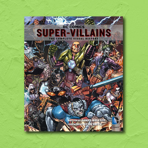 cosplay book dc comics super villains